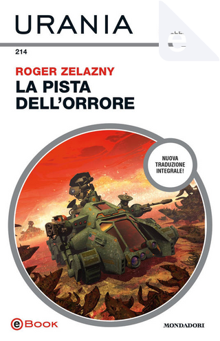 La pista dell'orrore by Roger Zelazny