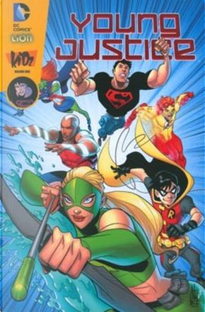 Young Justice vol. 1 by Art Baltazar, Franco Aureliani, Greg Weisman, Kevin Hopps