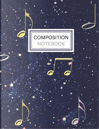 Composition Notebook by Studio Papyrus