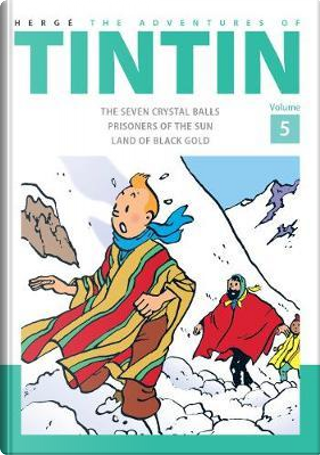 The Adventures of Tintin by Hergé