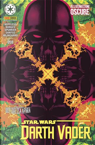 """Darth Vader #59 by Dennis """"Hopeless"""" Hallum"""