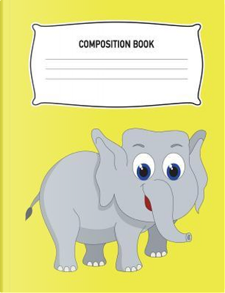 Composition Book by Aguilar Publications