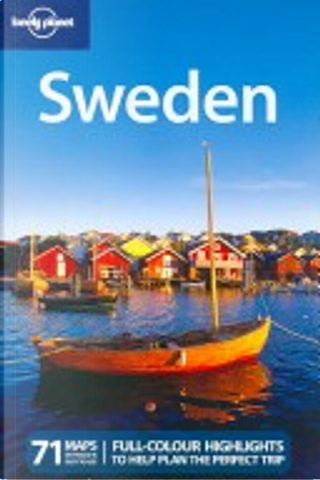 Lonely Planet Sweden by Becky Ohlsen