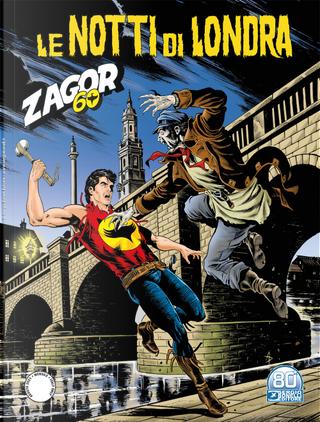 Zagor n. 673 (Zenith n. 724) by Jacopo Rauch