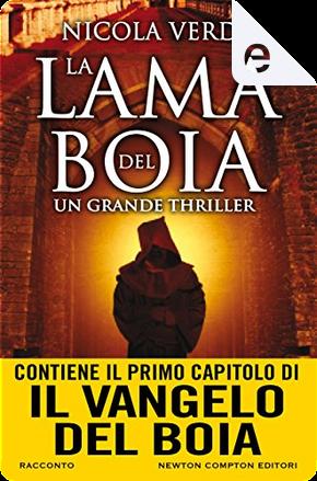 La lama del boia by Nicola Verde