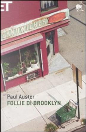 Follie di Brooklyn by Paul Auster