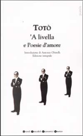 'A Livella e Poesie d'amore by Totò