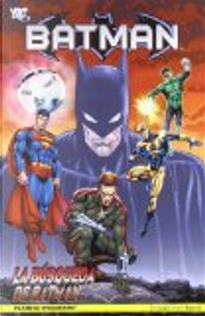 La búsqueda de Batman by Dan Jurgens