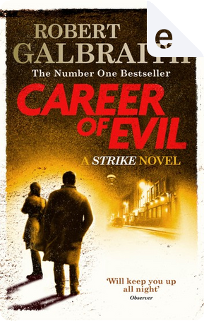 Career of Evil by J. K. Rowling