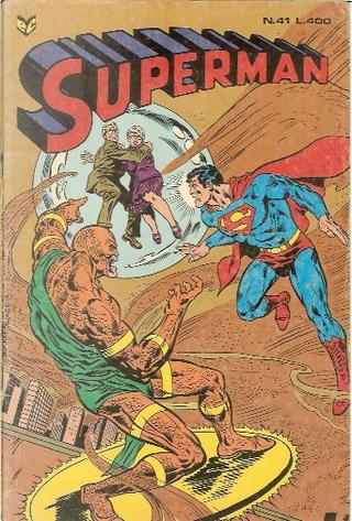 Superman n. 41 by Curt Swan, Frank Chiaramonte, Martin Pasko
