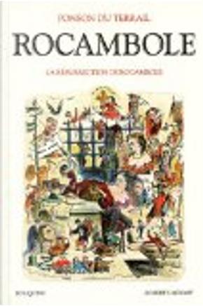 Rocambole, tome 2 by Laurent Bazin, Pierre-Alexis Ponson du Terrail