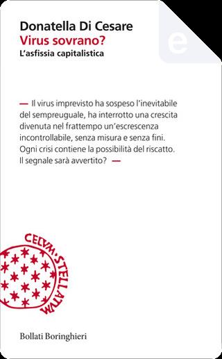 Virus sovrano? by Donatella Di Cesare