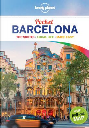 Pocket barcelona 5 by Planet Lonely
