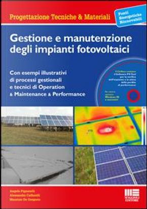 Gestione e manutenzione degli impianti fotovoltaici. Con CD-ROM by Alessandro Caffarelli