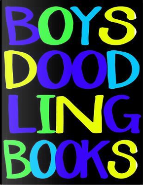 Boys Doodling Books by Dartan Creations
