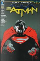 Batman #38 by Benjamin Percy, James Tynion IV, Scott Snyder, Tim Seeley, Tom King
