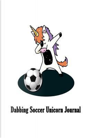 Dabbing Soccer Unicorn Journal by Creative Juices