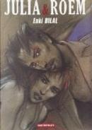 Julia et Roem by Enki Bilal