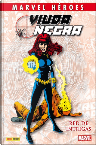 Viuda Negra: Red de intrigas by Ralph Macchio, Gary Friedrich, Stan Lee