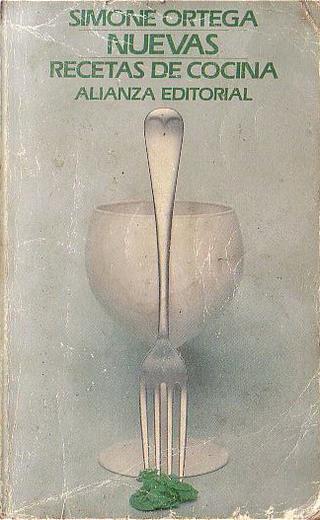 Nuevas Recetas de Cocina by Simone Ortega