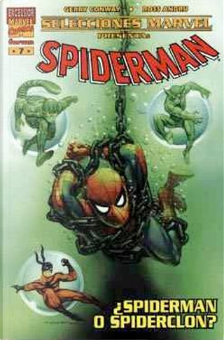 Spiderman: ¿Spiderman o Spiderclon? by Archie Goodwin, Gerry Conway