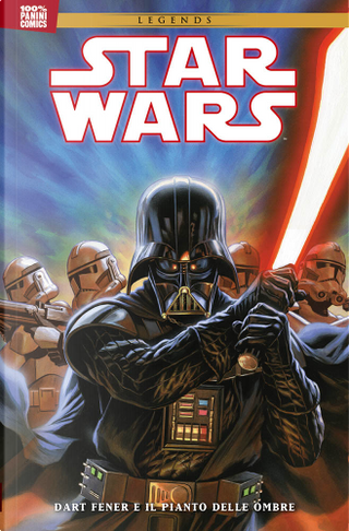Star Wars Legends: Dart Fener e il pianto delle ombre by Tim Siedell
