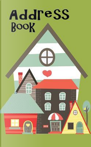 Address Book by Living Water Journals
