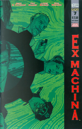 Ex Machina - Prima serie n. 7 by Brian Vaughan, Inaki Miranda, Lauren Beukes, Tony Harris