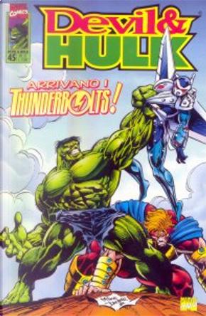 Devil & Hulk n. 045 by Karl Kesel, Peter David, Peter Milligan
