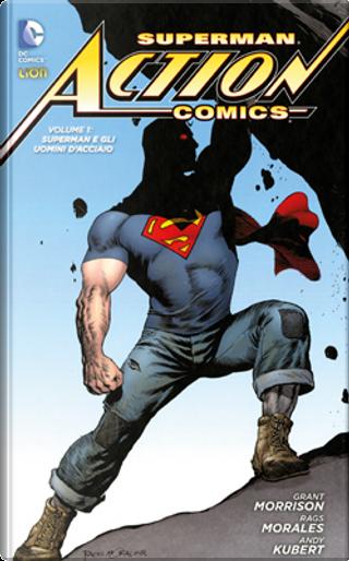 Superman Action Comics vol. 1 by Grant Morrison