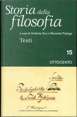 Storia della filosofia - vol. 15