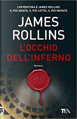 L'occhio dell'inferno by James Rollins