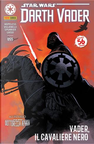 """Darth Vader #55 by Dennis """"Hopeless"""" Hallum"""