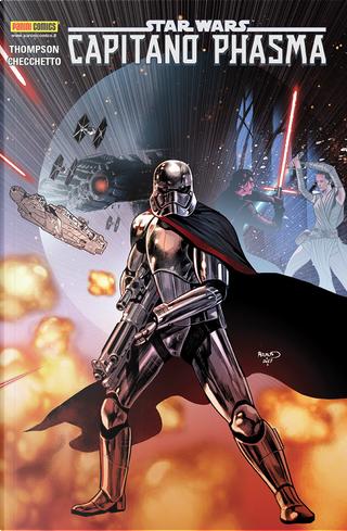 Star Wars: Capitano Phasma by Kelly Thompson