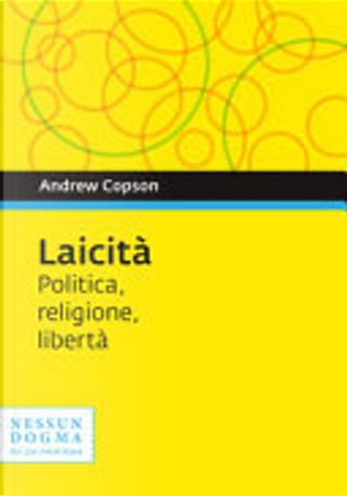 Laicità by Andrew Copson