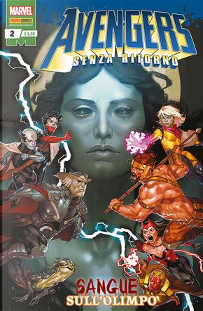 Avengers - Senza ritorno n. 2 by Al Ewing, Jim Zub, Mark Waid
