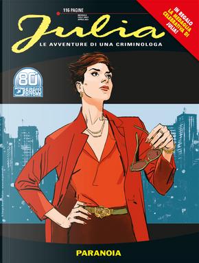 Julia n. 271 by Giancarlo Berardi, Lorenzo Calza
