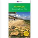 Pathfinder Norfolk Outstanding Circular Walks (Pathfinder Guides) by Dennis & Jan Kelsall