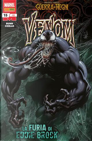 Venom vol. 32 by Cullen Bunn