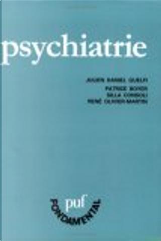 Psychiatrie by Julien-Daniel Guelfi