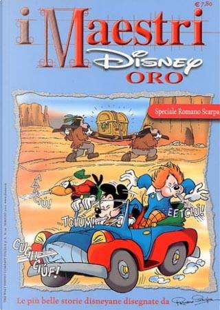 I Maestri Disney Oro vol. 24 by Jeff Hamill, Romano Scarpa