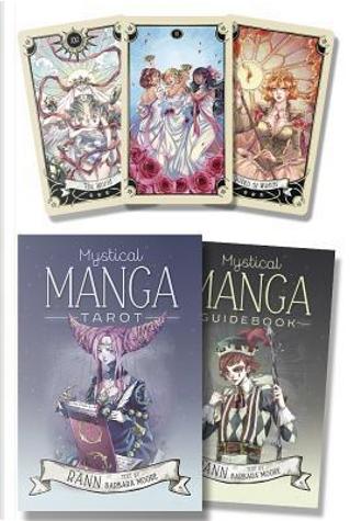 Mystical Manga Tarot by Barbara Moore