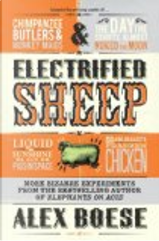 Electrified Sheep by Alex Boese