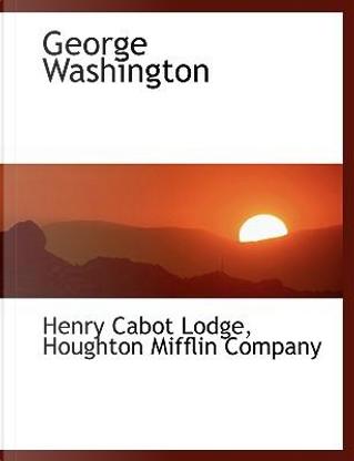 George Washington by Houghton Mifflin company