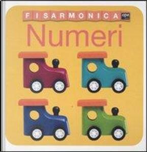 I numeri. Fisarmonica. Ediz. illustrata by Roger Priddy