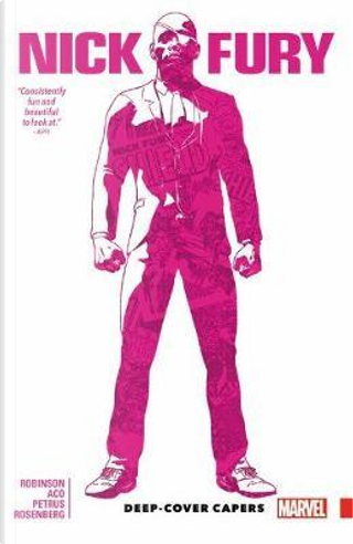 Nick Fury by James robinson
