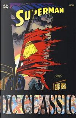 Superman classic by Roger Stern