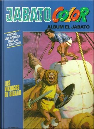 Jabato Color #35 by Francisco Darnís, Víctor Mora