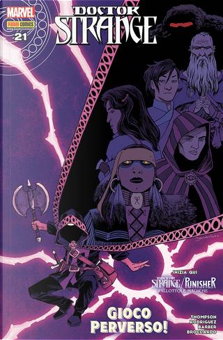 Doctor Strange n. 21 by John Barber, Robbie Thompson