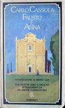 Fausto e Anna by Carlo Cassola